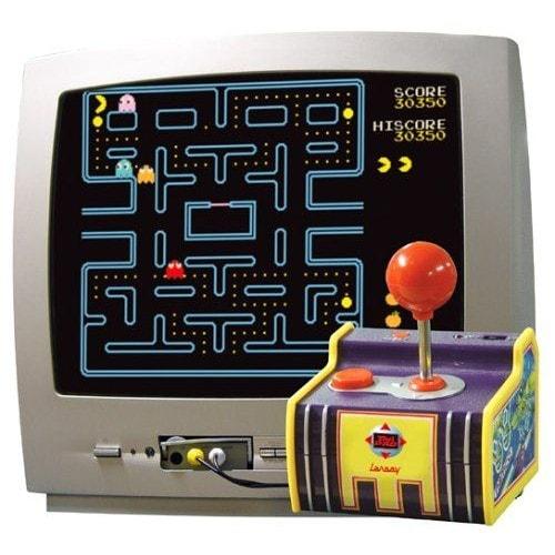 Tivipad pac man mini console de jeux pas cher priceminister for Console de jeux