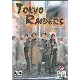 Tokyo Raiders de Jingle Ma