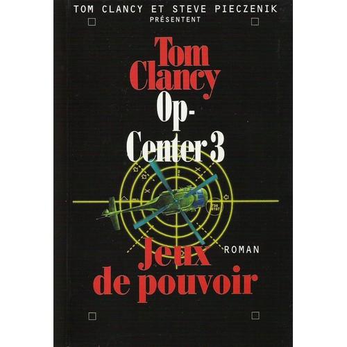 tom clancy op center pdf