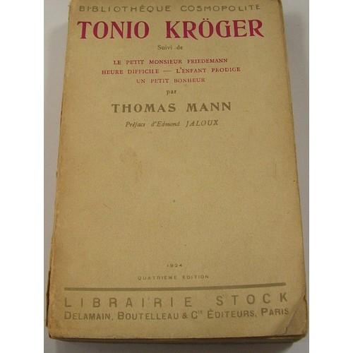 Tonio Kroger