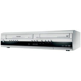 toshiba dvr40 combin enregistreur dvd vhs achat et vente. Black Bedroom Furniture Sets. Home Design Ideas