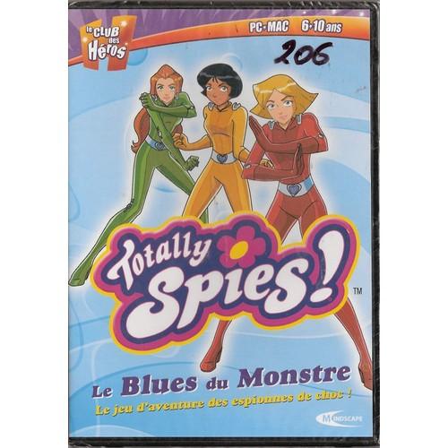 Totally Spies! Le Blues Du Monstre