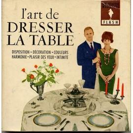 l 39 art de dresser la table disposition d coration couleurs harmonie plaisir des yeux. Black Bedroom Furniture Sets. Home Design Ideas