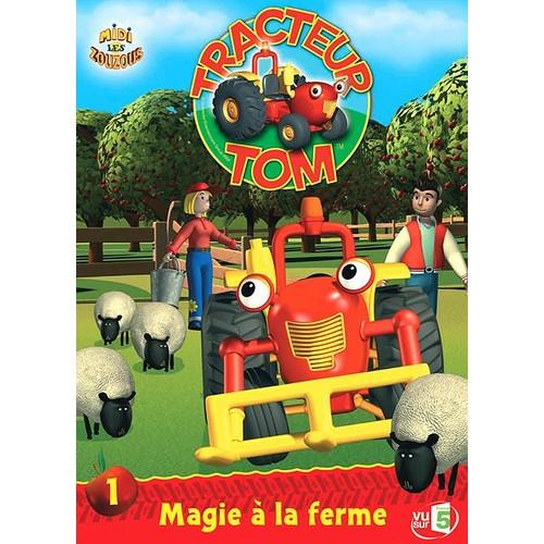 linge de lit tracteur tom Tracteur Tom   Saison 1   1   Magie À La Ferme   DVD Zone 2 linge de lit tracteur tom