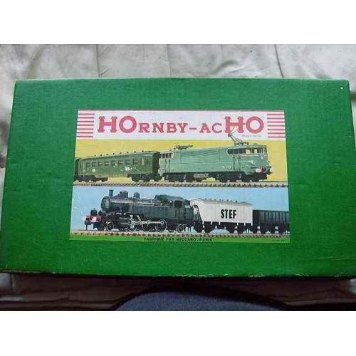 train lectrique hornby ho accessoires 1960 neuf et d. Black Bedroom Furniture Sets. Home Design Ideas
