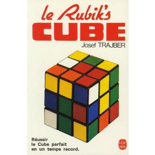 le rubik 39 s cube de trajber josef achat vente neuf occasion. Black Bedroom Furniture Sets. Home Design Ideas