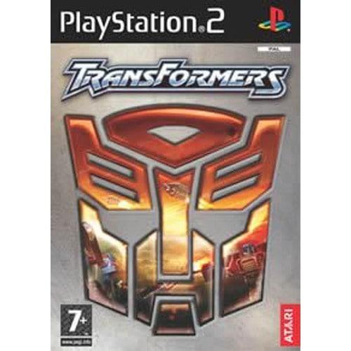 Transformers - Achat vente de Jeu PS2 - Rakuten
