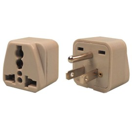travelpac pac 166 travel adapter usa adaptateur. Black Bedroom Furniture Sets. Home Design Ideas