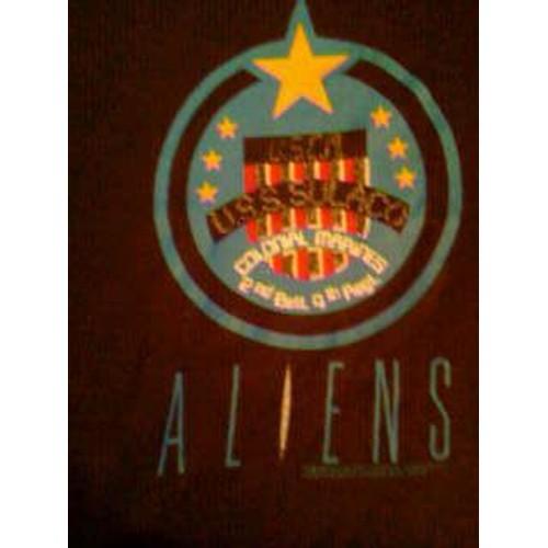 Tshirt Film Aliens Space Marines Promo 1986 - Achat et ...