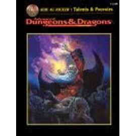 Dungeons & Dragons Talents & Pouvoirs de tsr