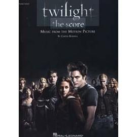Twilight (The Score) - Musique Du Film Pour Piano Solo