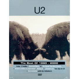 U2 - The Best Of 1990-2000 de Kevin Godley