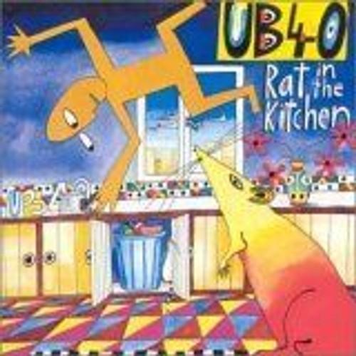 Rat In The Kitchen: Rat In The Kitchen De Ub 40 En CD