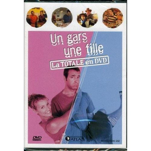 Un gars une fille la totale en dvd dvd zone 2 for Un gars une fille leognan