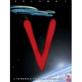 V - Volume 1 : L'int�grale Des Mini-S�ries 1 & 2 de Johnson Kenneth