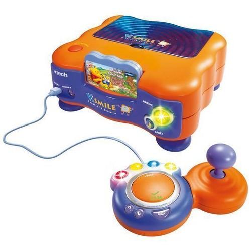 Vtech v smile console de jeux achat vente de jouet rakuten - Console vtech vsmile pocket ...