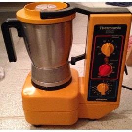 Vorwerk thermomix tm 3000 robot de cuisine multifonction for Prix robot cuisine