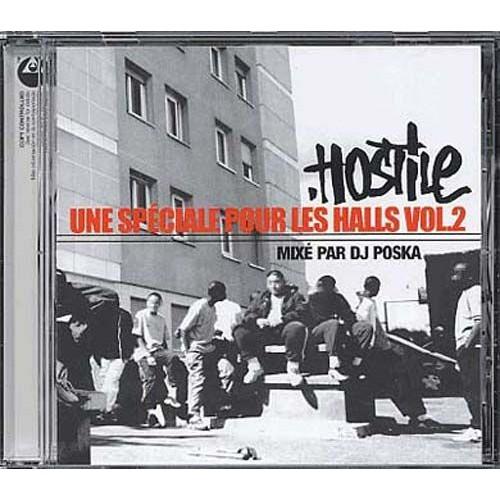 Various - Hostile - Une Spéciale Pour Les Halls