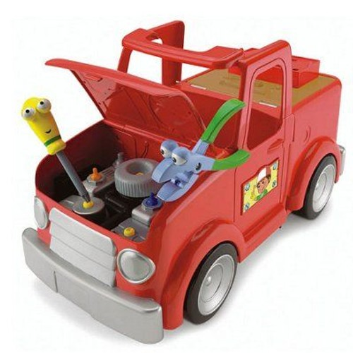 V�hicules miniatures - Camion Fisher-Price