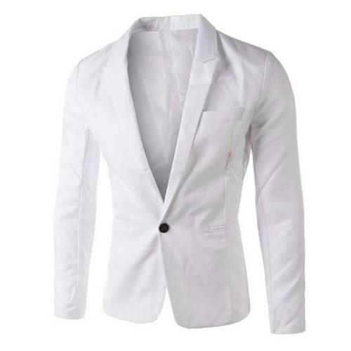 Acheter veste blazer blanc pas cher ou d 39 occasion sur priceminister - Blazer blanc homme ...