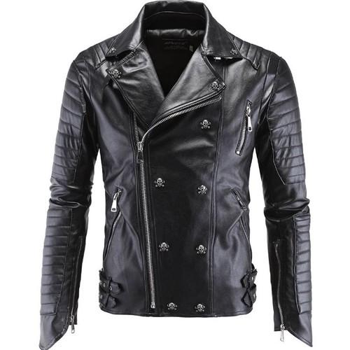 veste en cuir homme pas cher ou d occasion sur Rakuten 211f0d7f66e