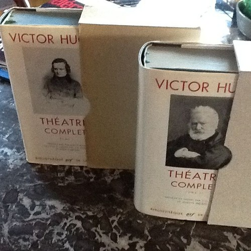 hugo theatre complet tome 2