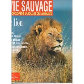 encyclopedie vie sauvage