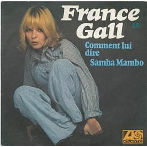 Vinyle Vari�t� fran�aise