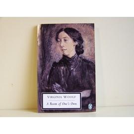 A Room Of One's Own de Virginia Woolf