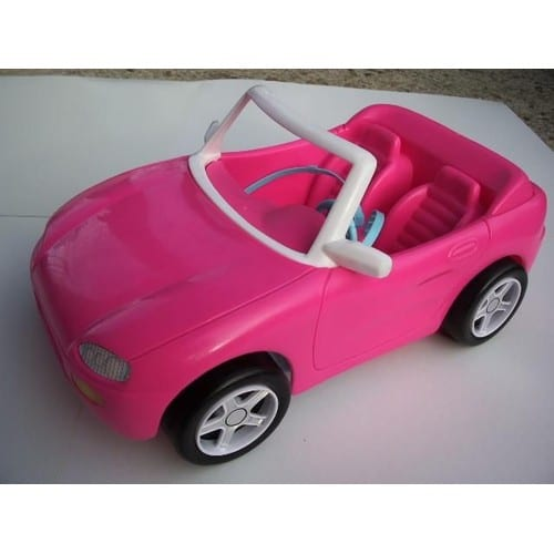 voiture barbie achat vente neuf occasion priceminister. Black Bedroom Furniture Sets. Home Design Ideas