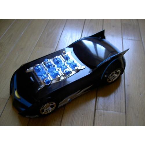 voiture de batman sonore avec lanceur de missile achat et vente. Black Bedroom Furniture Sets. Home Design Ideas