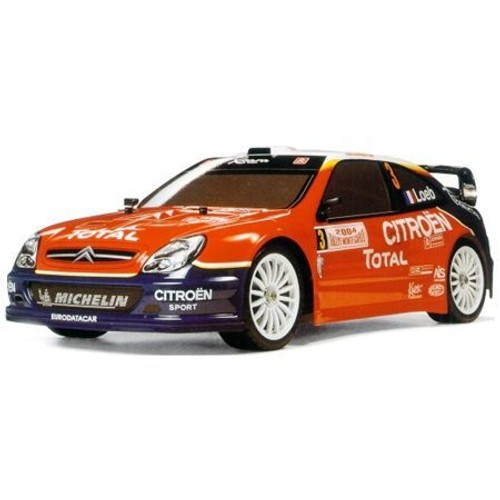 voiture thermique 1 10 citroen xsara wrc pret a rouler. Black Bedroom Furniture Sets. Home Design Ideas