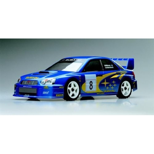 voiture thermique pure ten alpha 3 coque subaru rally 1 10 me kyosho. Black Bedroom Furniture Sets. Home Design Ideas