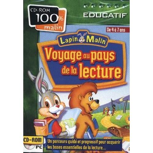 Voyage au pays de la lecture j 39 apprends lire avec - Lapin malin gratuit ...