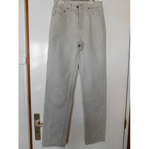 cad49cf4521f w28 blanc jean pas cher ou d occasion sur Rakuten