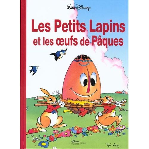 Les Petits Lapins Et Les Oeufs De Pâques De Disney Format Album