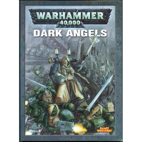 warhammer 40, 000 codex: dark angels