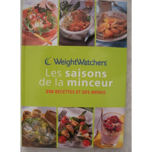 weight watchers les saisons de la minceur de collectif. Black Bedroom Furniture Sets. Home Design Ideas