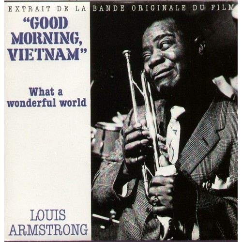 Good Morning Vietnam Drinking Game : What a wonderful world pas cher ou d occasion sur