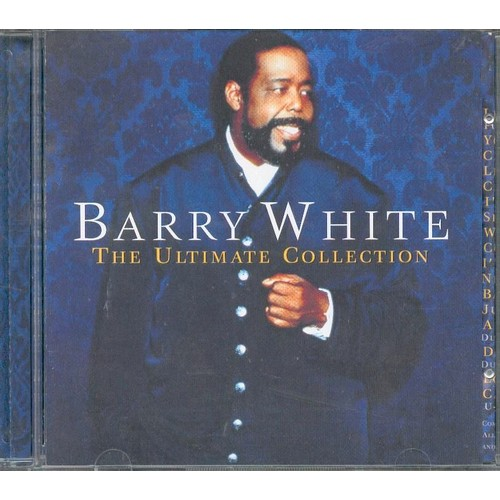 Barry White Ultimate Collection: Best Of Barry White : The Ultimate Collection (Nouvelle
