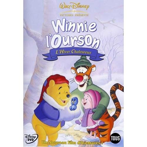 Winnie l 39 ourson l 39 hiver chaleureux dvd zone 2 - Winnie l ourson noel ...