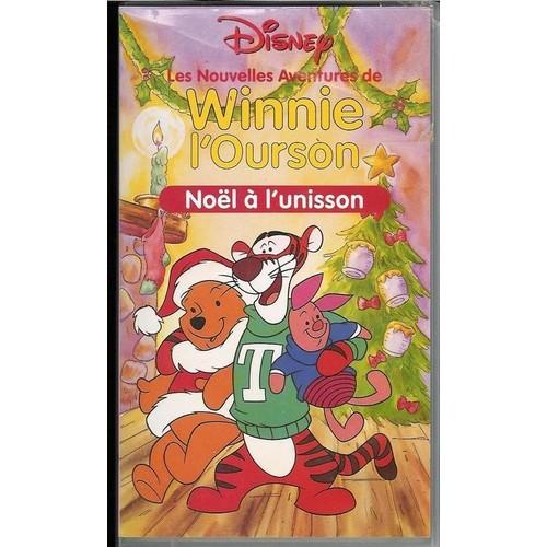 Winnie l 39 ourson no l l 39 unisson de walt disney vhs - Winnie l ourson noel ...