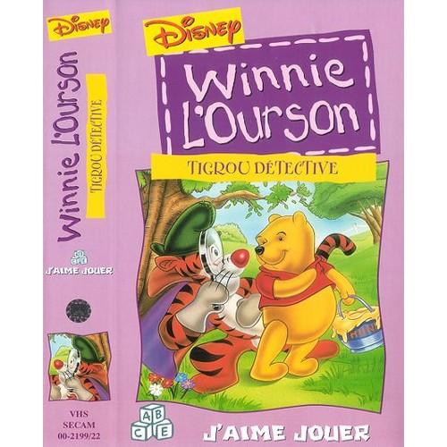 Winnie l 39 ourson tigrou d tective de shepard milne vhs - Rideau winnie l ourson castorama ...