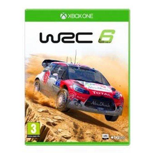 wrc 6 xbox one pas cher ou d 39 occasion sur priceminister rakuten. Black Bedroom Furniture Sets. Home Design Ideas