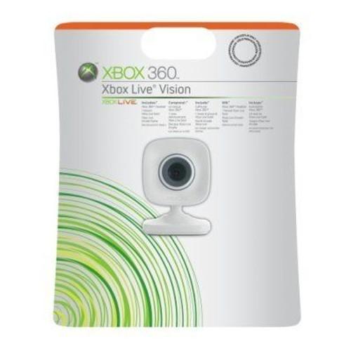xbox 360 live vision camera achat et vente priceminister rakuten. Black Bedroom Furniture Sets. Home Design Ideas
