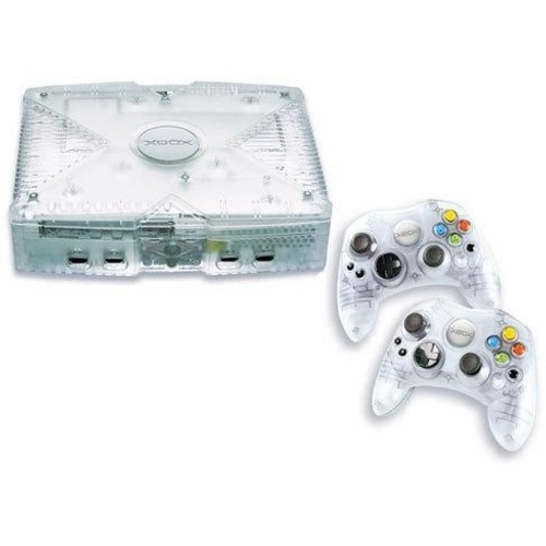 xbox limited edition crystal pack 20 go pas cher priceminister rakuten. Black Bedroom Furniture Sets. Home Design Ideas