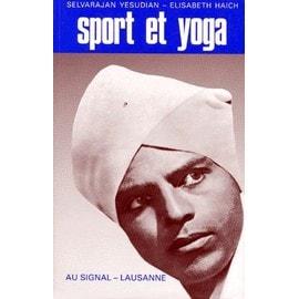 Sport Et Yoga de Elisabeth Haich