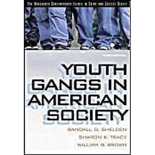 youth gangs american society Youth gangs in american society (contemporary issues in crime and justice series) by shelden, randall g, tracy, sharon k, brown, william b 3rd (third) edition [paperback(2003)] paperback $8685 $ 86 85.