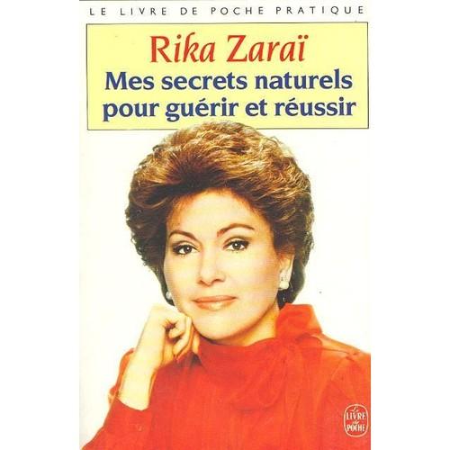 Gamopat est un échec !  Zarai-Rika-Mes-Secrets-Naturels-Pour-Guerir-Et-Reussir-Livre-51347530_L