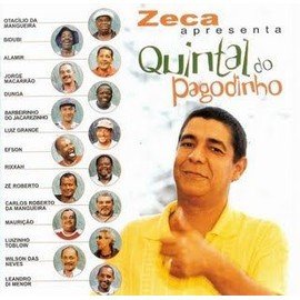Zeca Apresenta Quintal Do Pagodinho - Varios Int�rpretes, Samba
